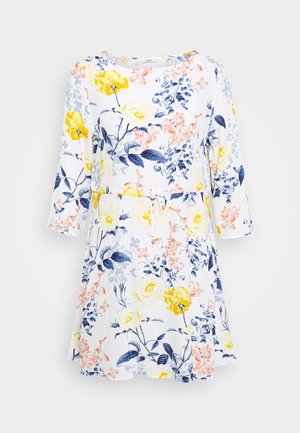 ONLSANDRA SHORT DRESS - Day dress - cloud dancer