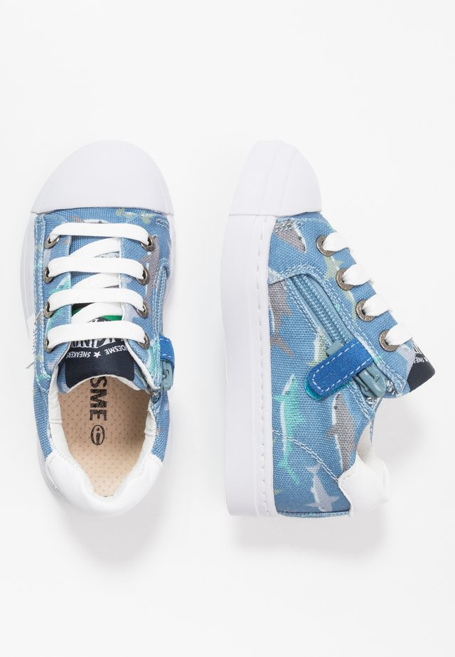 TRAINER - Baby shoes - blue