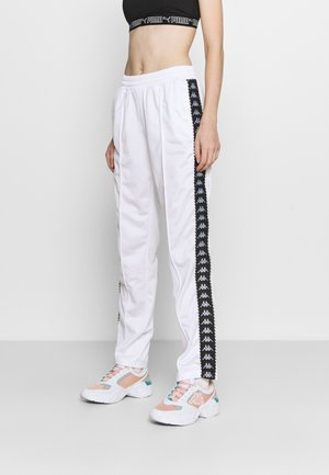 IMMITARA - Pantaloni sportivi - bright white