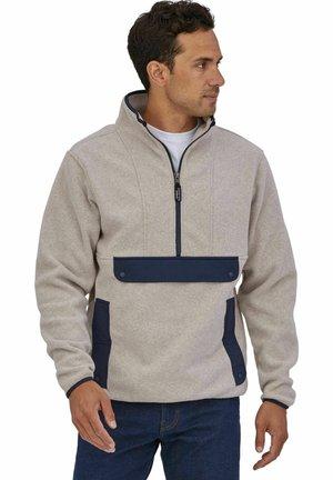 SYNCH - Fleece jumper - grau