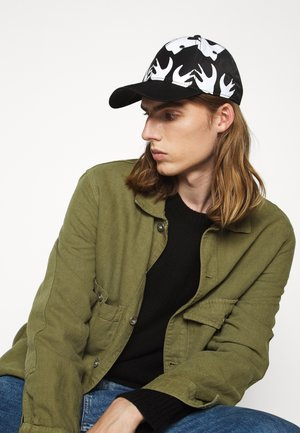 BASEBALL SWALLOW UNISEX - Cappellino - black