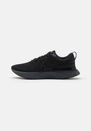 REACT INFINITY RUN FK 2 - Neutral running shoes - black/iron grey/white