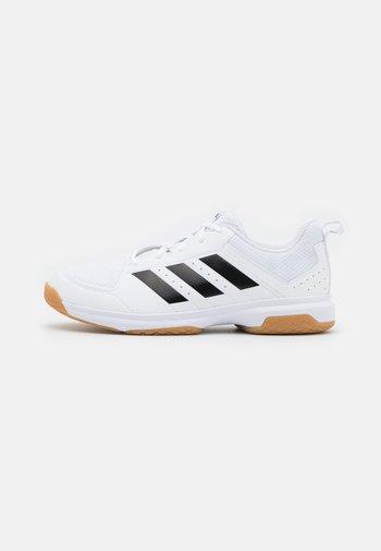 LIGRA 7  - Håndboldsko - footwear white/core black