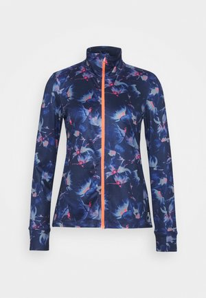 CLIME  - Fleece jacket - blue/pink/purple