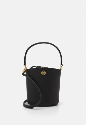 ROBINSON MINI BUCKET BAG - Kabelka - black