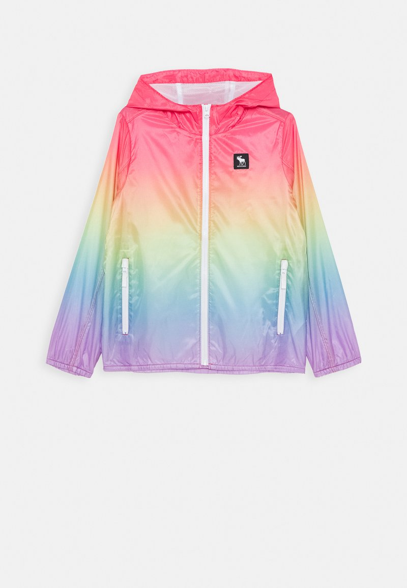 Abercrombie & Fitch - PRIDE JACKET - Light jacket - ombre