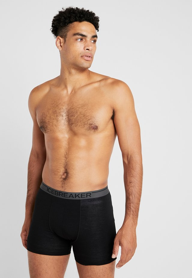 MENS ANATOMICA BOXERS - Shorty - black