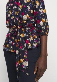 Lauren Ralph Lauren - Long sleeved top - french navy multi - 4