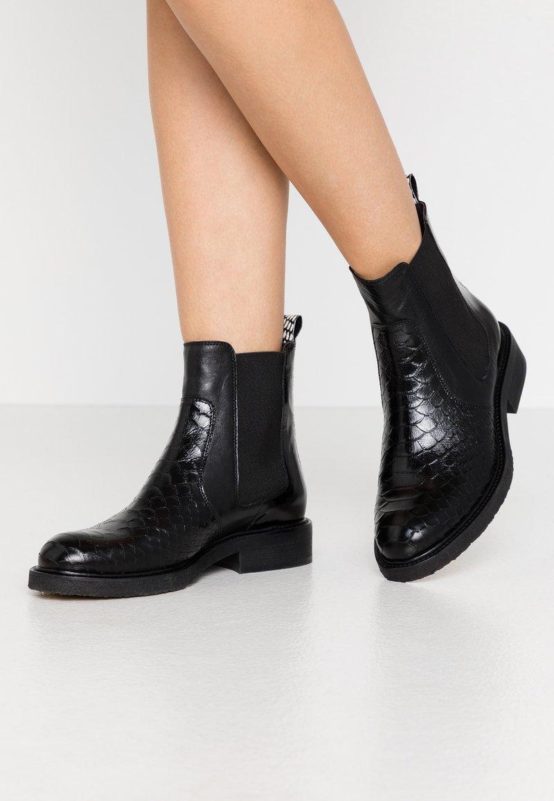 Billi Bi - Classic ankle boots - black