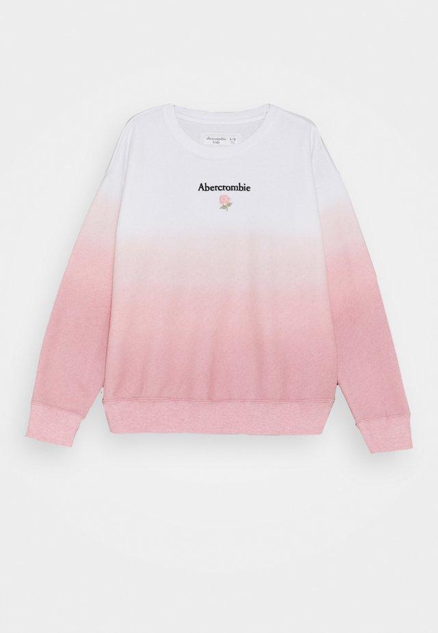 CREW - Collegepaita - pink