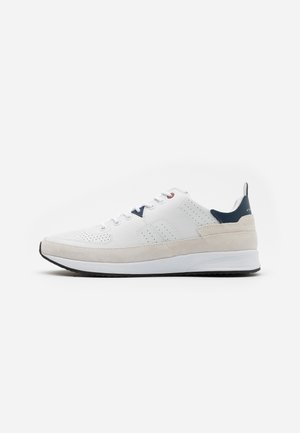 ZONE - Sneakers laag - white/blue/black