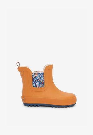 Winter boots - ochre