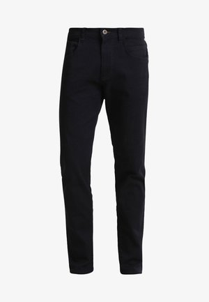 HOUSTON  - Jeans straight leg - black