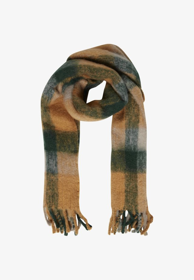 IAABLA SC - Scarf - golden palm