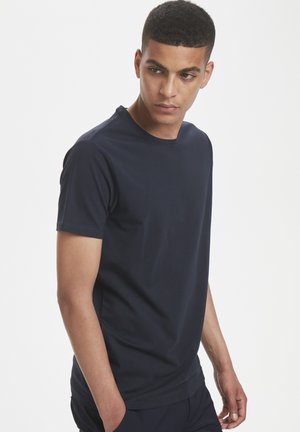 JERMALINK - Basic T-shirt - dark navy
