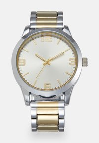 Pier One - Watch - silver-coloured/gold-coloured - 0
