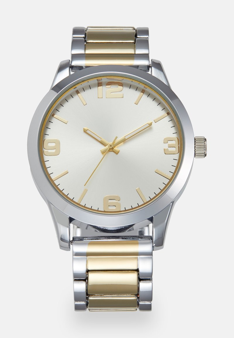Pier One - Watch - silver-coloured/gold-coloured