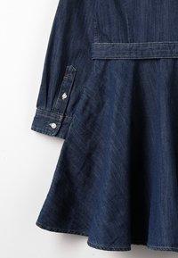 Polo Ralph Lauren - DENIM - Denim dress - indigo - 5