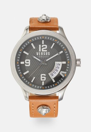 REALE - Watch - brown/grey