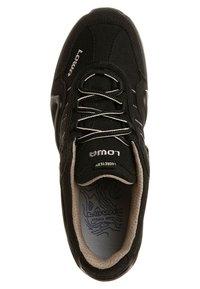 Lowa - GORGON GTX - Hiking shoes - black - 6