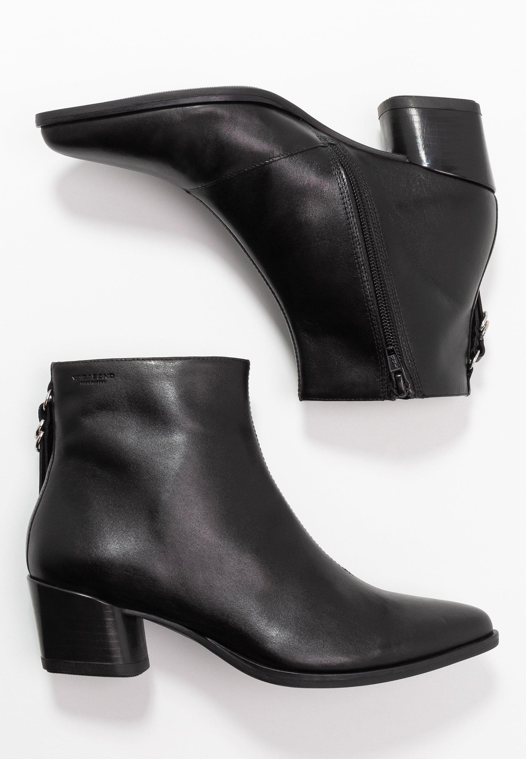 Vagabond LARA - Ankelboots - black