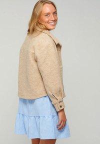 Noella - VIKSA - Summer jacket - camel - 1