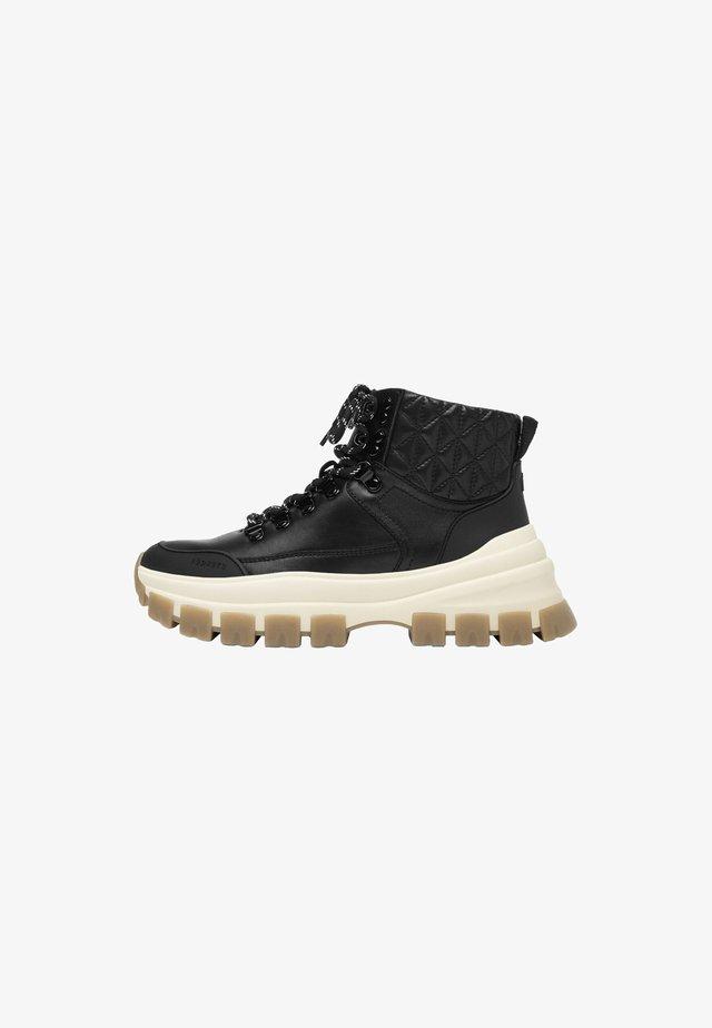 SPORTLICHE - Korte laarzen - black