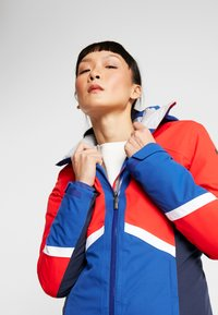 Head - COSMOS JACKET - Skijakke - red/royal blue - 3