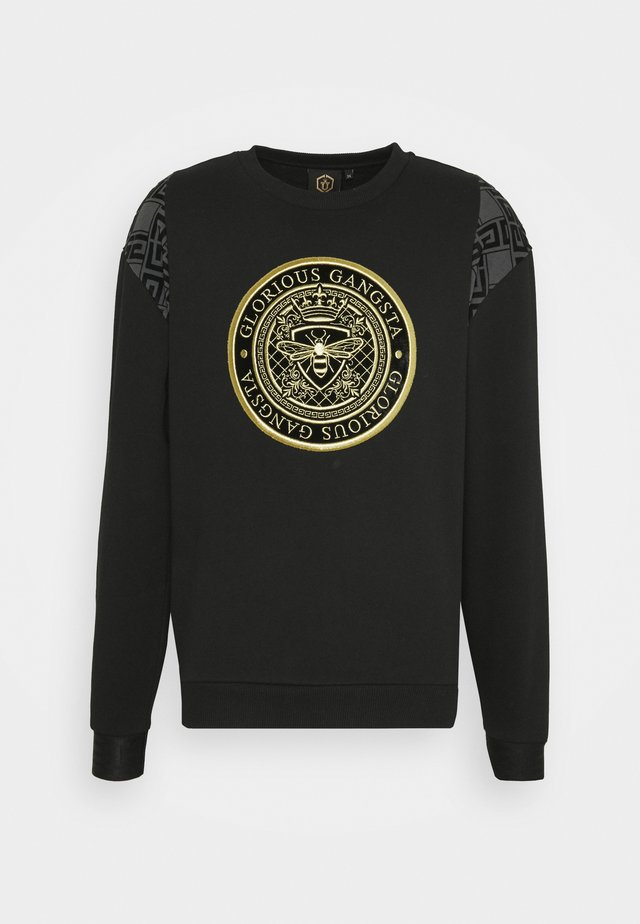 DINAS - Sweatshirts - black