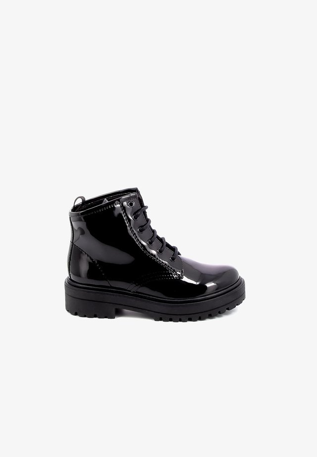 MENDY - Boots à talons - black