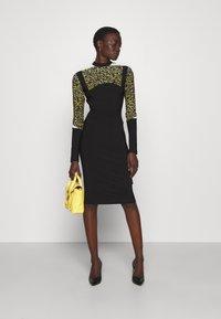 Just Cavalli - DRESS - Jersey dress - black - 1