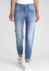 Gang - AMELIE TRULY DOWN - Relaxed fit jeans - jaycee dnm truly down - 0