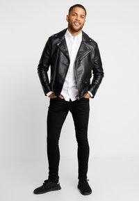 edc by Esprit - Jeans Skinny Fit - black rinse - 1