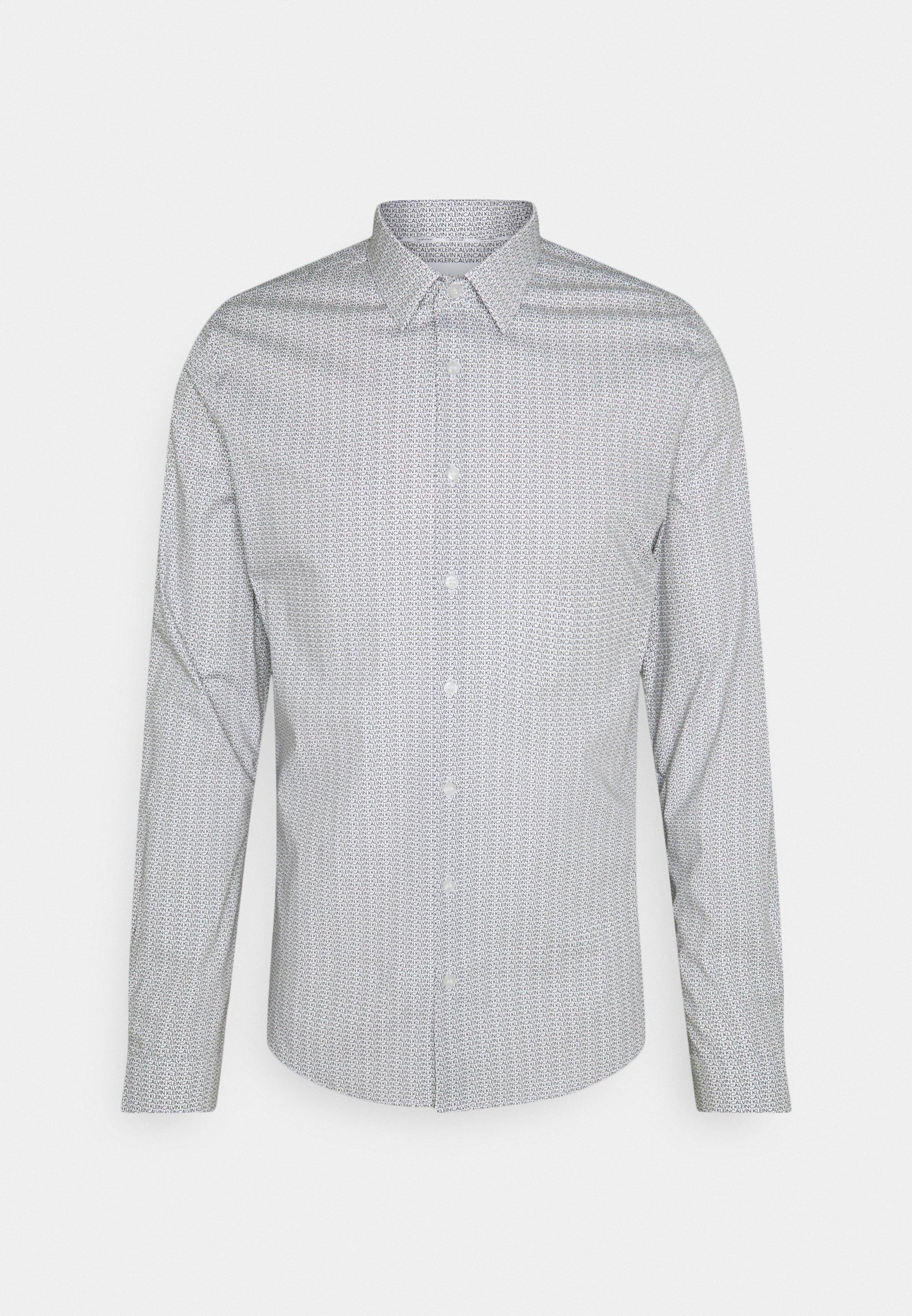 Uomo PRINTED SLIM SHIRT - Camicia elegante