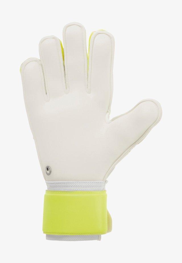 Goalkeeping gloves - weissgelbschwarz