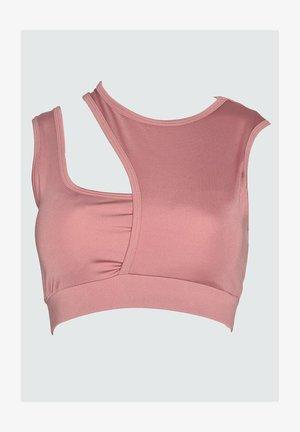 T-shirt bra - pink