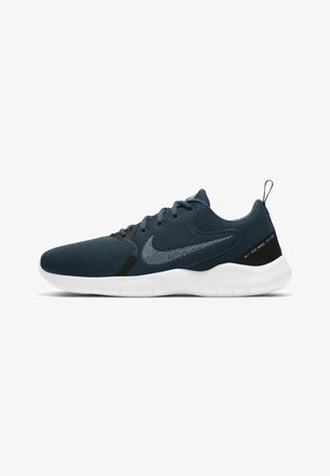 FLEX EXPERIENCE RN 10 - Neutral running shoes - midnight navy/obsidian/white
