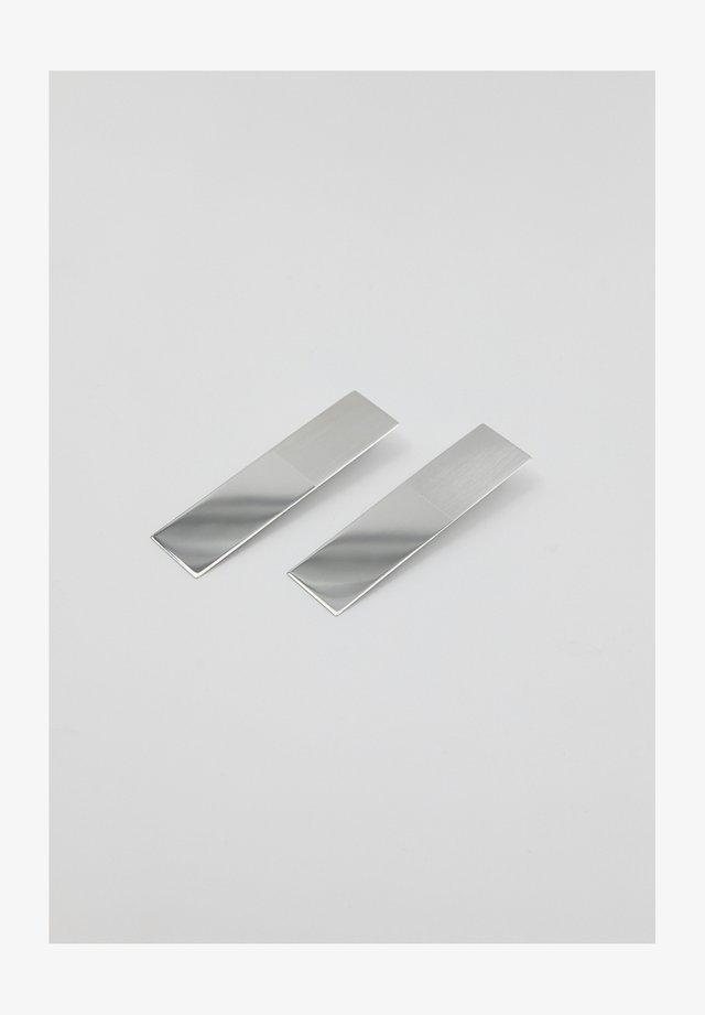 Boucles d'oreilles - silver
