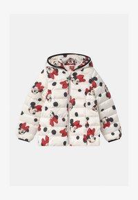 OVS - MINNIE - Zimní bunda - snow white - 0