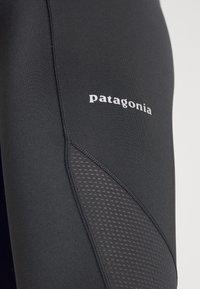 Patagonia - ENDLESS RUN - Collants - black - 5