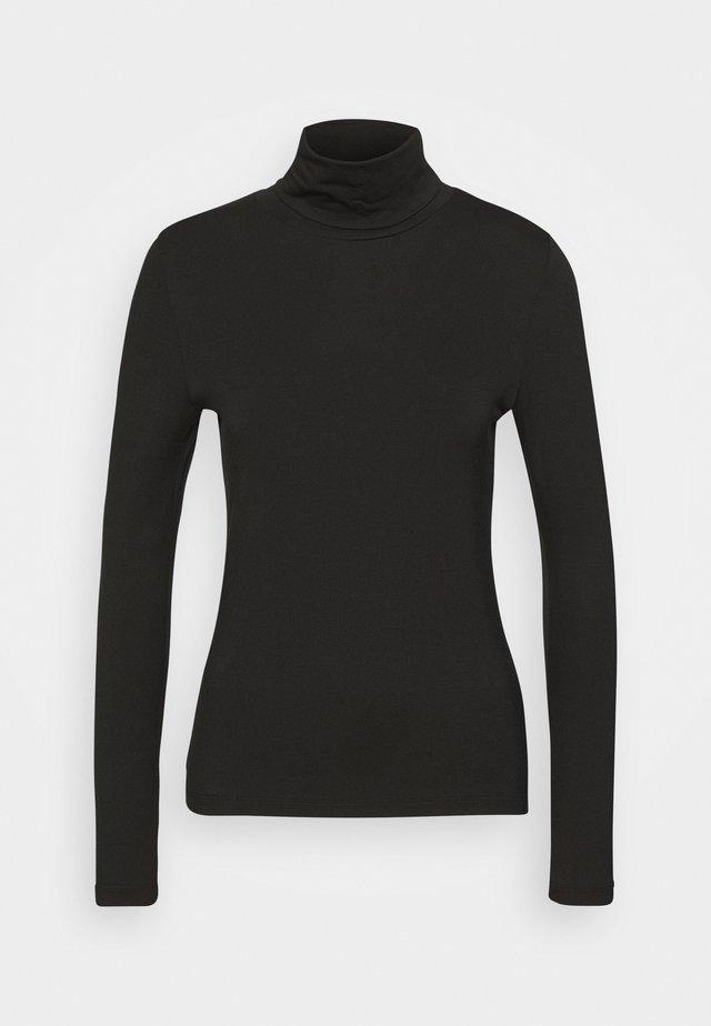 EFINAS - Pitkähihainen paita - black