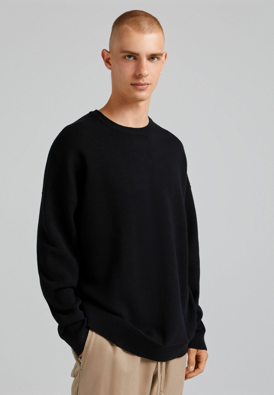 Homme MIT RUNDAUSSCHNITT - Sweatshirt