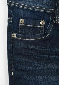 Name it - Slim fit jeans - dark blue denim - 2