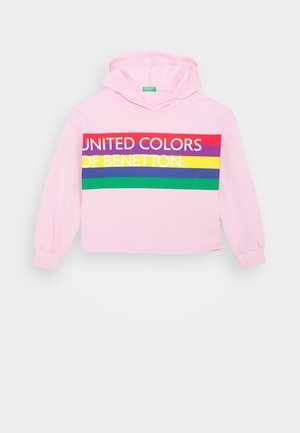 BASIC GIRL - Hoodie - light pink