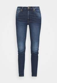 7 for all mankind - ILLUSION ABOVE - Jeans Skinny Fit - mid blue - 4