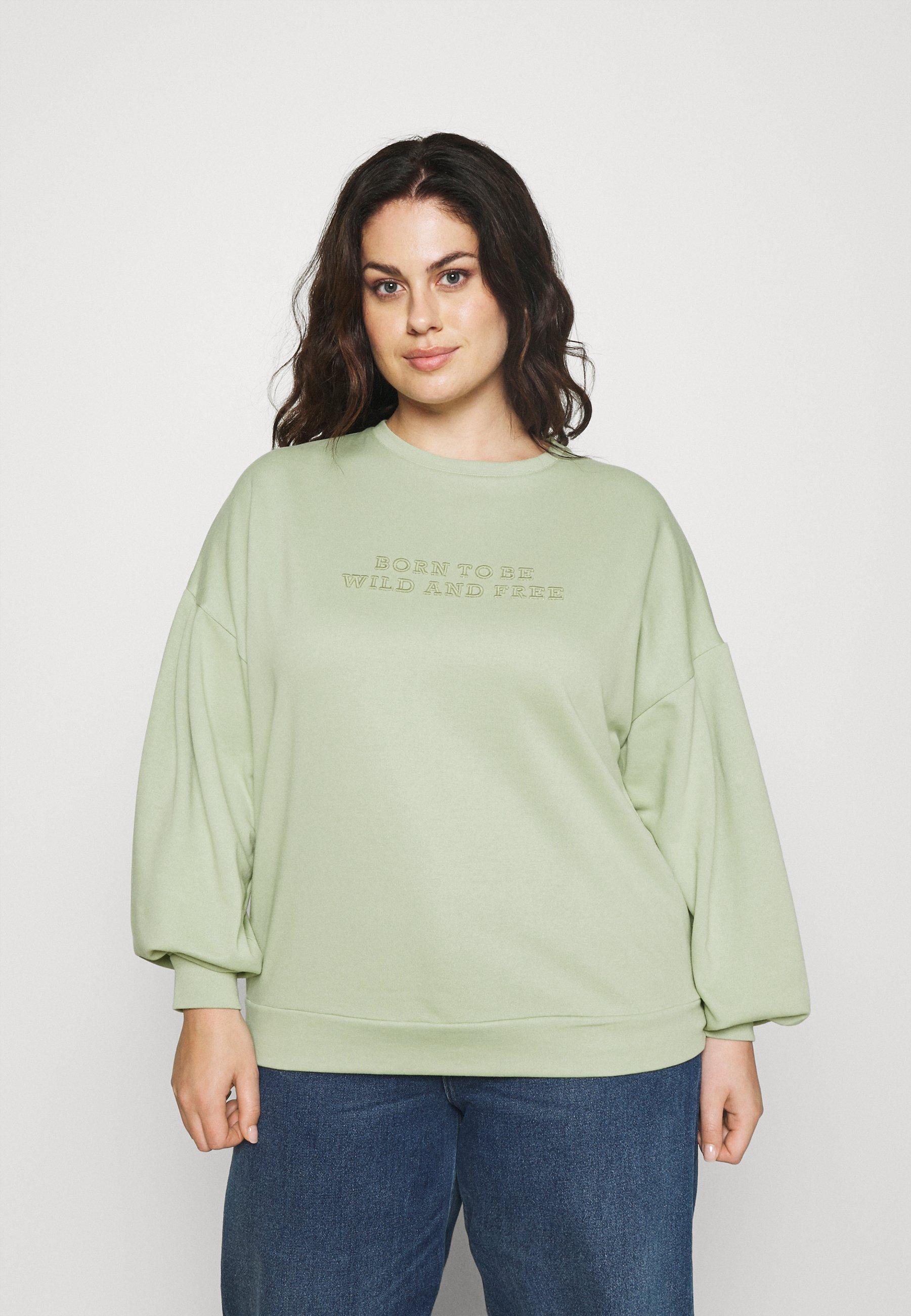 Women EMBROIDERED - Sweatshirt
