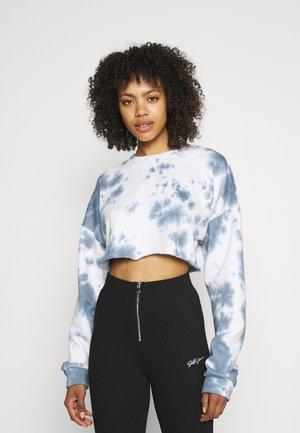 CREWNECK - Sweatshirt - slate blue