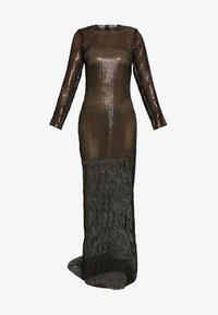 LEXI - MALIKA DRESS - Occasion wear - black - 3
