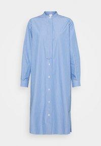 DRESS - Shirt dress - blue