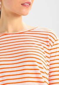 Samsøe Samsøe - NOBEL STRIPE - Long sleeved top - puffin bill - 4